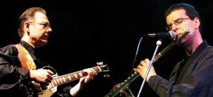 Theo Travis & Robert Fripp - Clases de Guitarra Barcelona