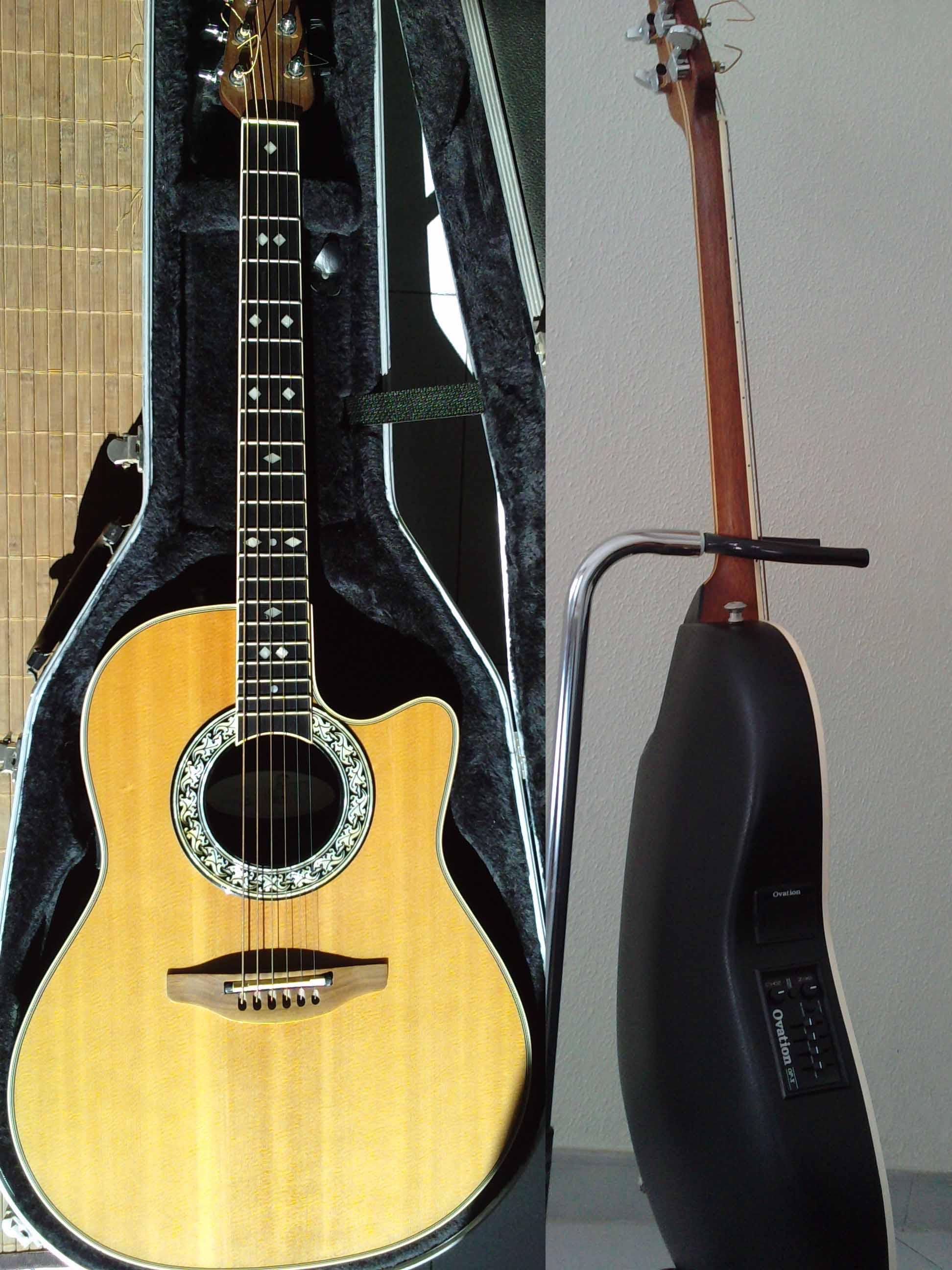 OVATION - Legend 1867 - Clases de Guitarra Barcelona