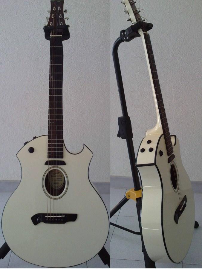Foto PARKER P6E - Clases de Guitarra Barcelona