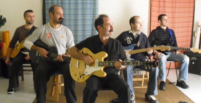 Grupo de Estudio 2010 - Clases de Guitarra Barcelona