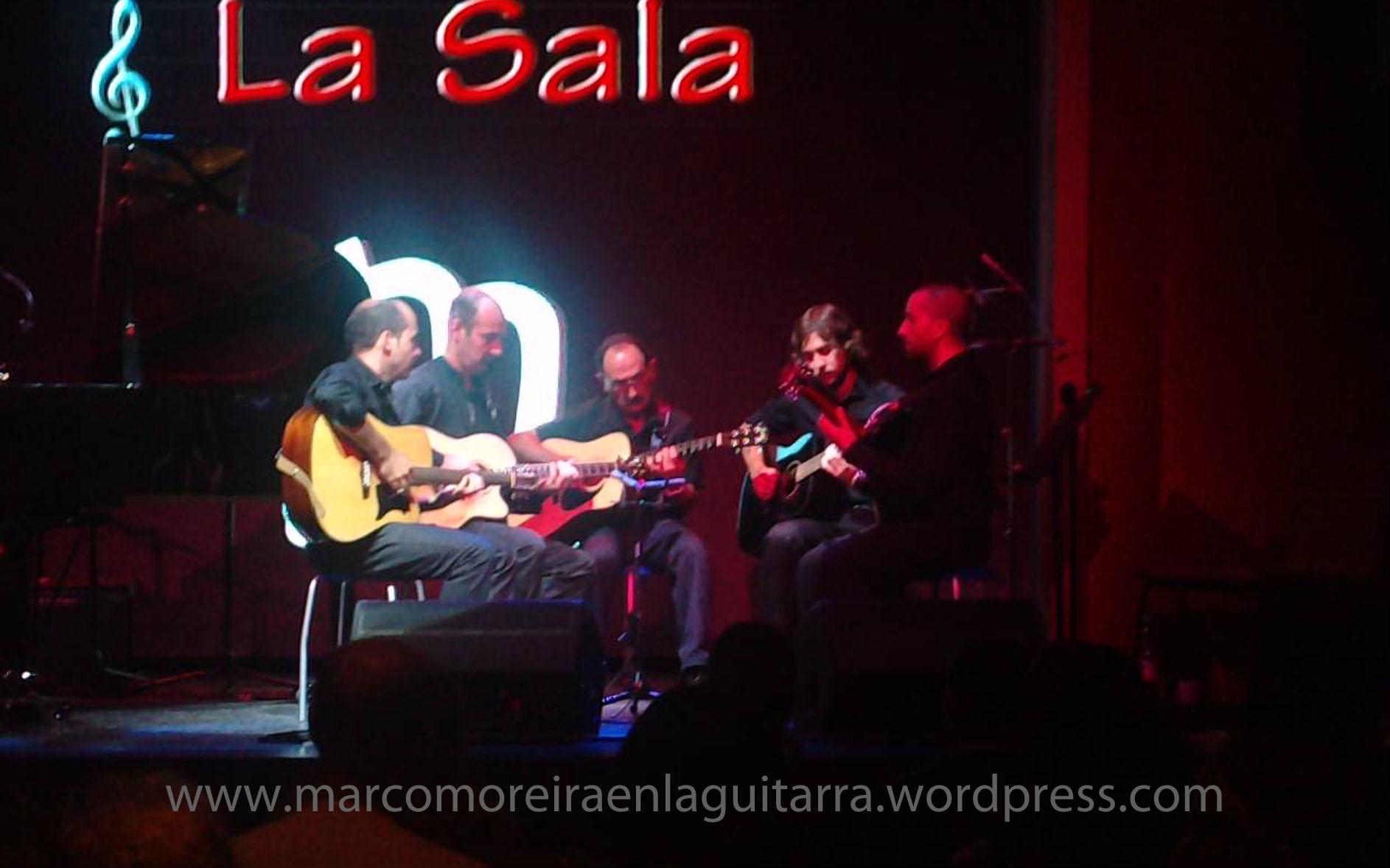 Grupo de Estudio Primavera 2011 - Clases de Guitarra Barcelona