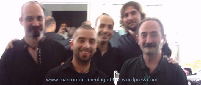 Foto Grupo - Proyecto Primavera 2011 - Clases de Guitarra Barcelona