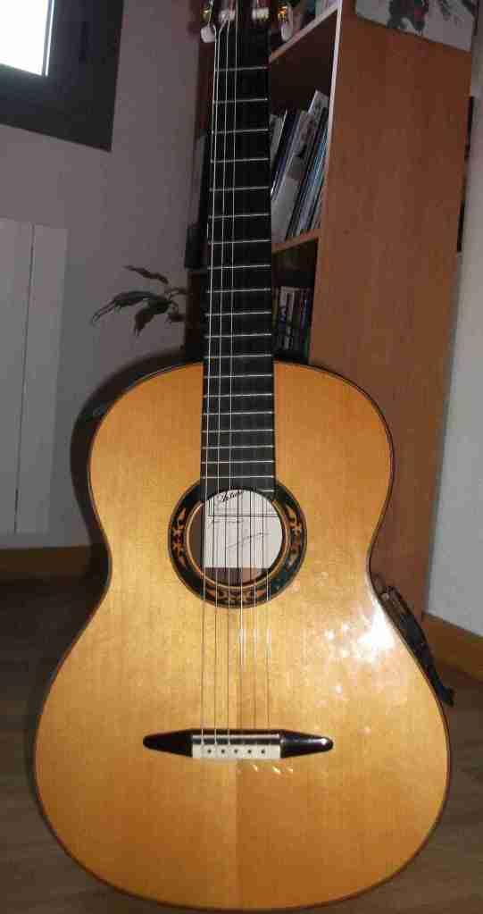 Foto Guitarra 1 - Clases de Guitarra Barcelona