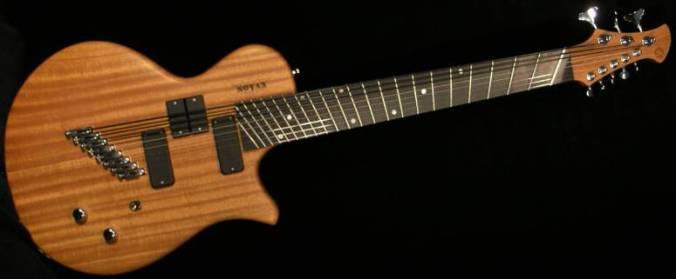 Novax Guitar - Clases de Guitarra Barcelona
