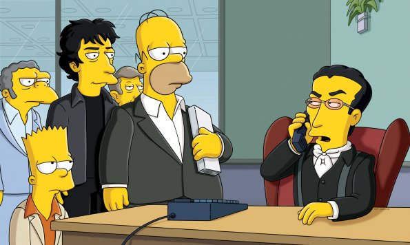 "Clases de Guitarra Online - ""The Book Job"" - The Simpsons - Clases de Guitarra Barcelona"
