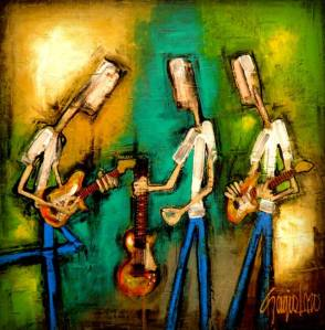 """""""Endless Sunset"""" – Copyright 2003 – 2012, www.sergiolazo.com, All Rights Reserved – Clases de Guitarra Barcelona Online"""