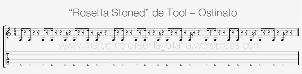 "Clases de Guitarra Online - ""Rosetta Stoned"" de Tool - Clases de Guitarra Barcelona"