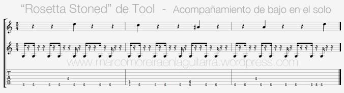 Rosetta Stoned Riff - Clases de Guitarra Barcelona