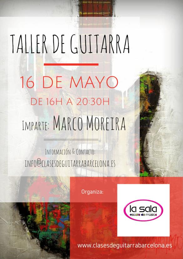 Taller de Guitarra en Barcelona
